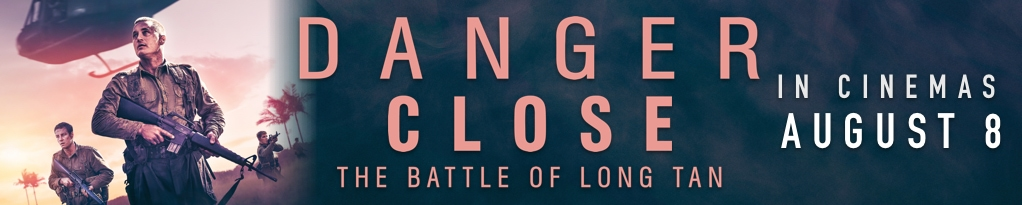 Poster image for Danger Close: The Battle of Long Tan