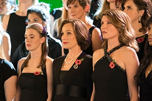 Image of the Military Wives gallery