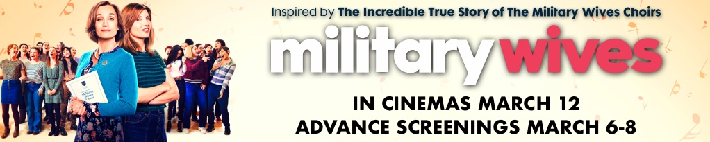 Poster image for Military Wives