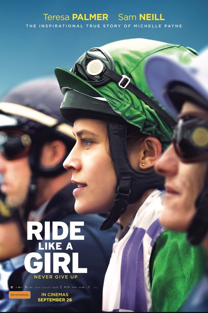 Poster image for Ride Like A Girl