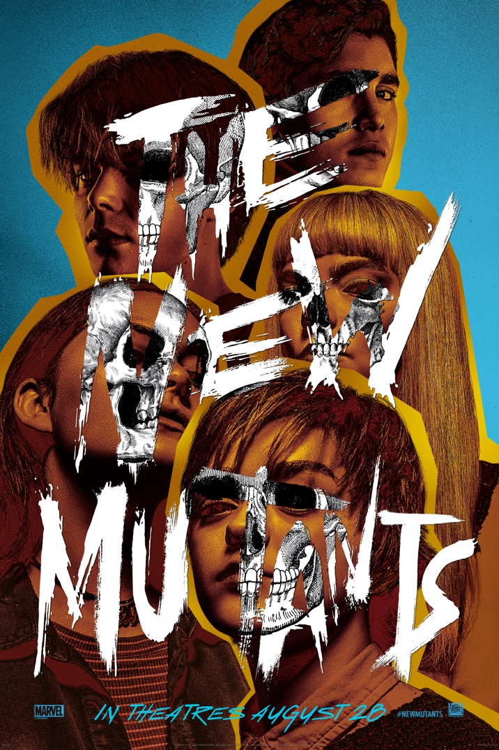 Poster image for The New Mutants