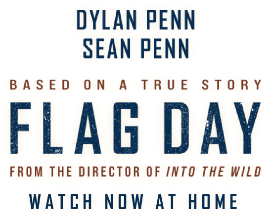 Title or logo for Flag Day