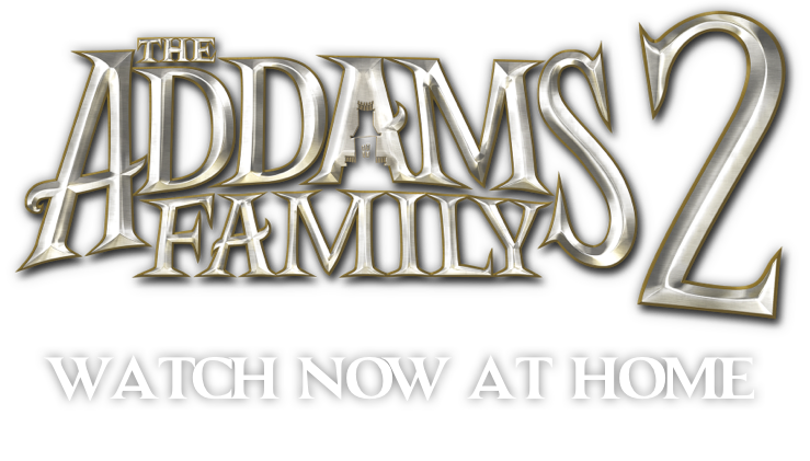 Title or logo for The Addams Family 2