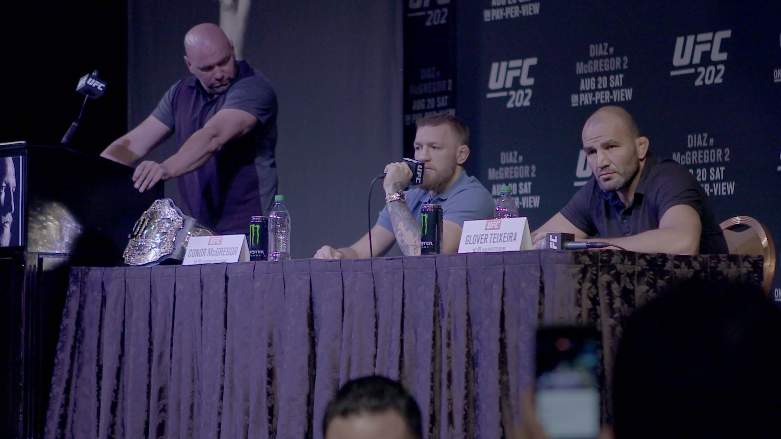 Image 1 of the Conor McGregor: Notorious gallery