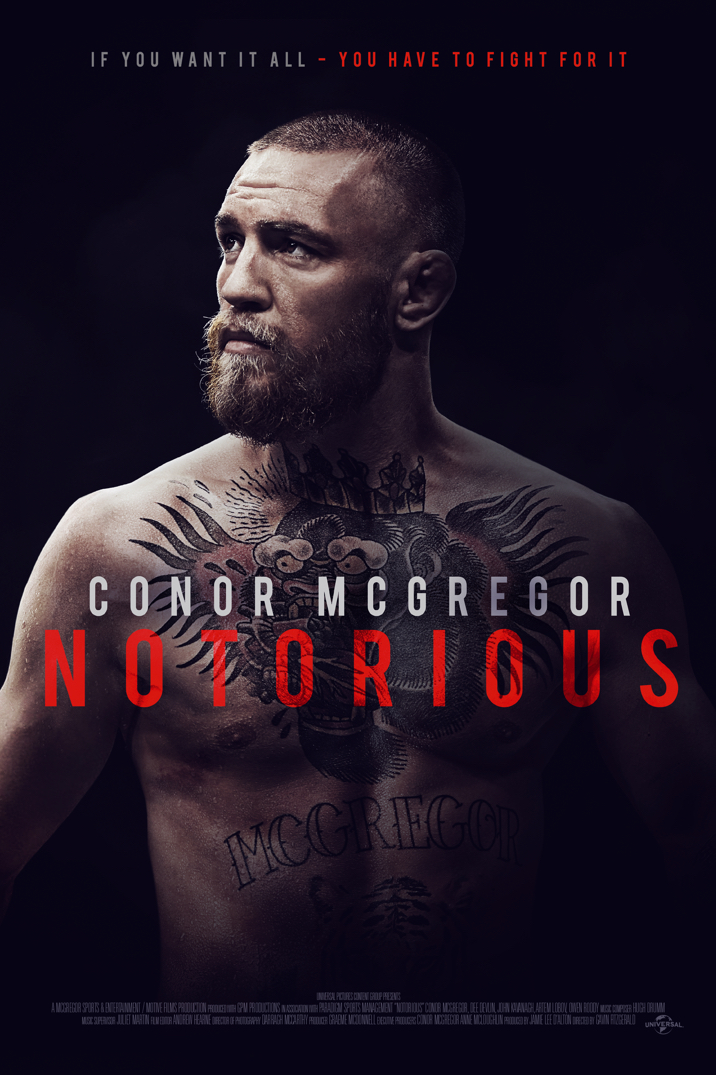 Poster image for Conor McGregor: Notorious