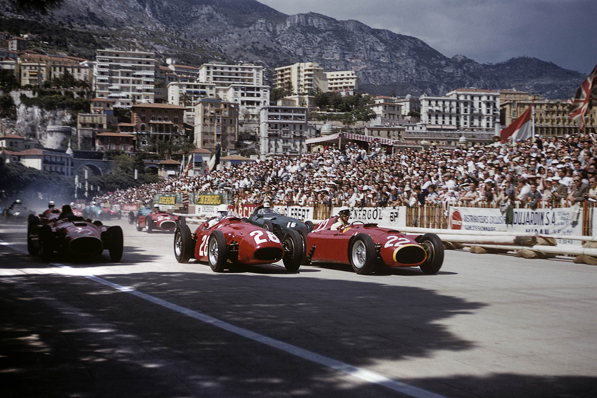 Image 1 of the Ferrari: Race to Immortality gallery