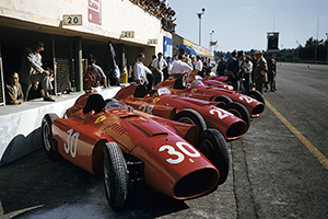 Image of the Ferrari: Race to Immortality gallery