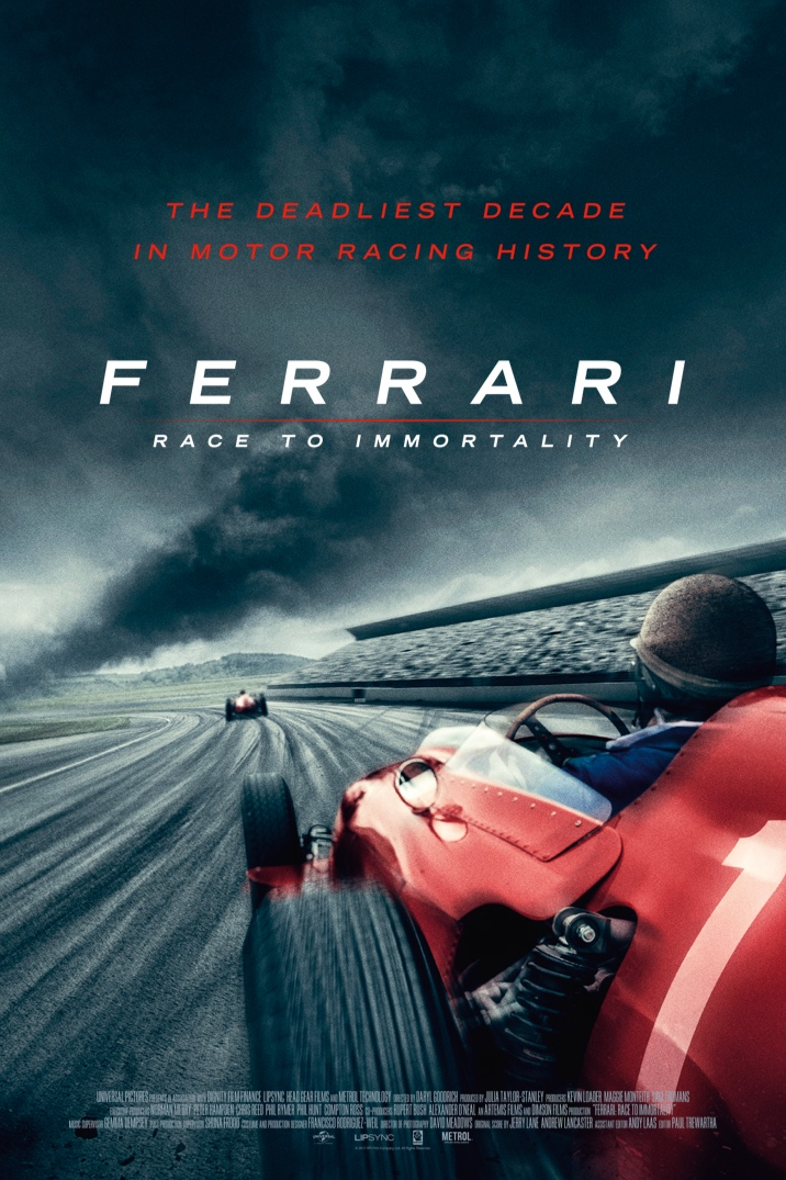 Poster image for Ferrari: Race to Immortality