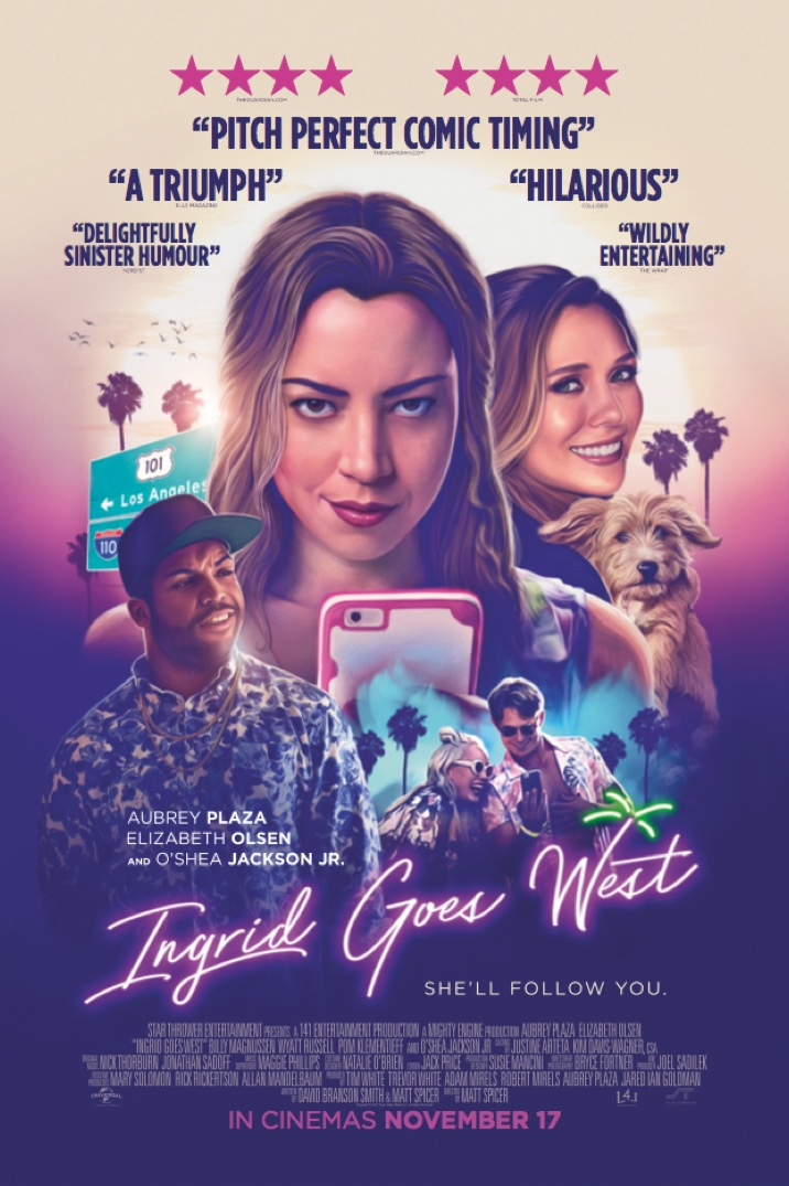 Poster image for Ingrid Goes West