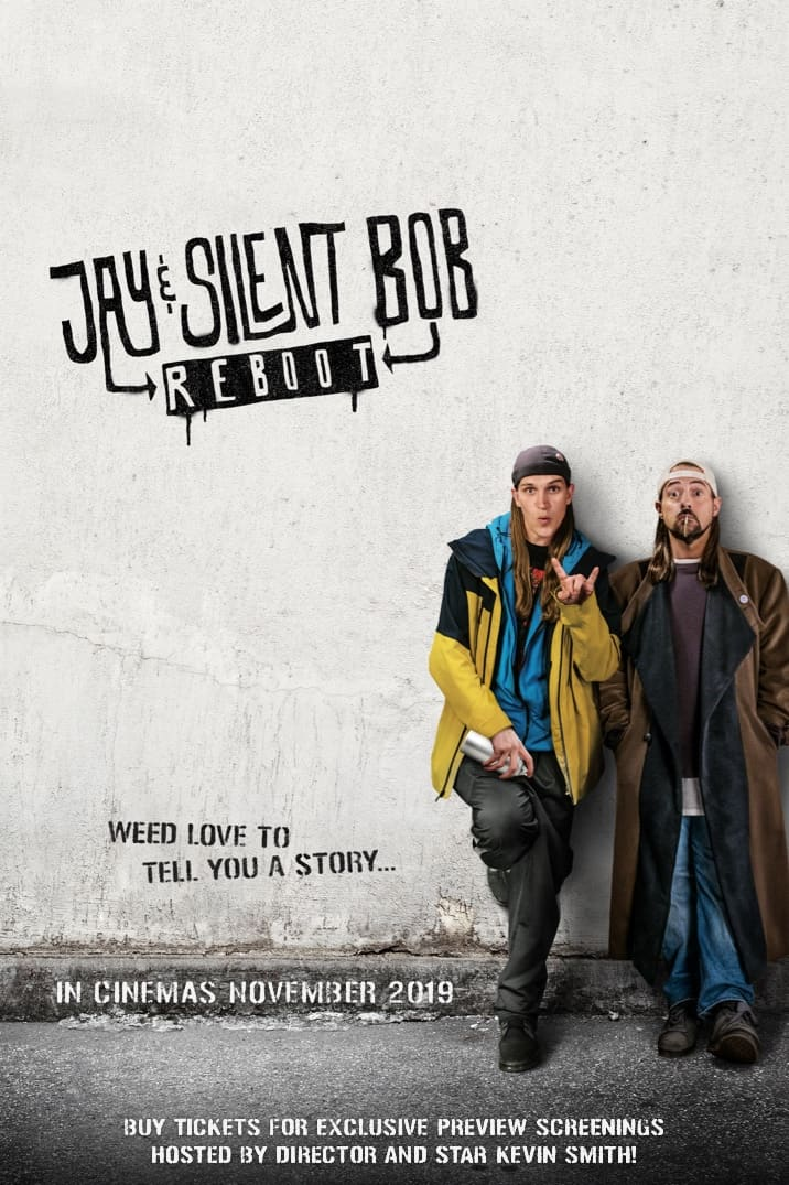 Poster image for Jay & Silent Bob Reboot