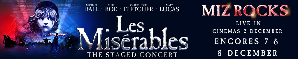 Poster image for Les Misérables