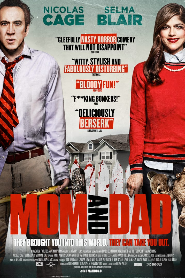 Poster image for Mom and Dad