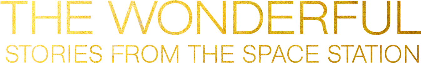 Title or logo for The Wonderful: Stories From The Space Station