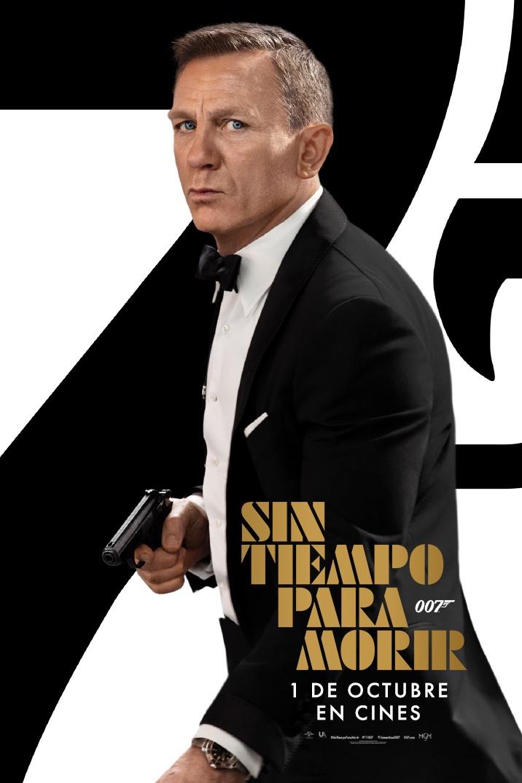 Poster de SIN TIEMPO PARA MORIR