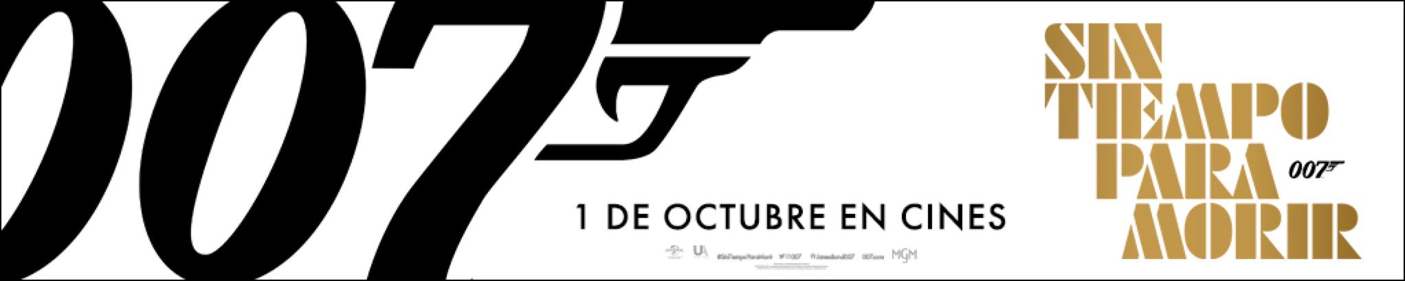 Banner de SIN TIEMPO PARA MORIR