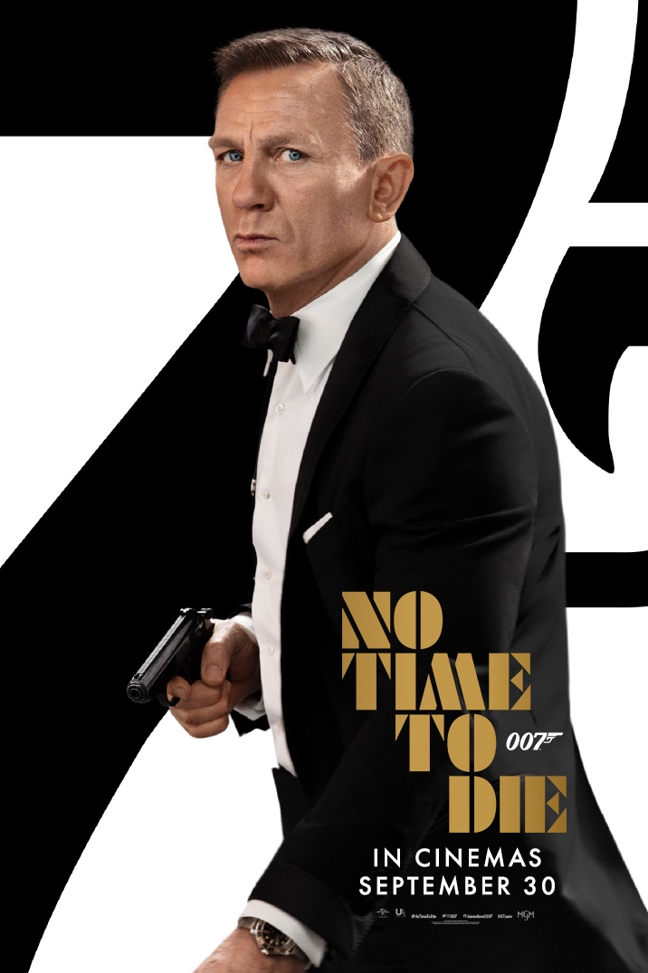 Poster image for 007 No Time To Die