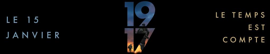 Bannière du film 1917