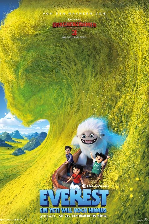 Poster for Everest - Ein Yeti will hoch hinaus