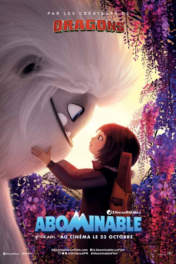 Poster for Abominable