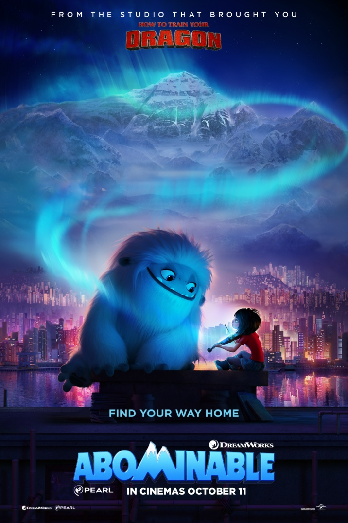Poster image for Abominable