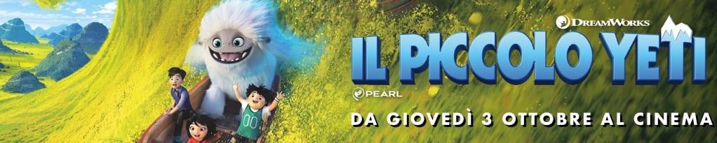 Poster for Il Piccolo Yeti