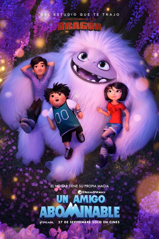 Poster image for Un Amigo Abominable