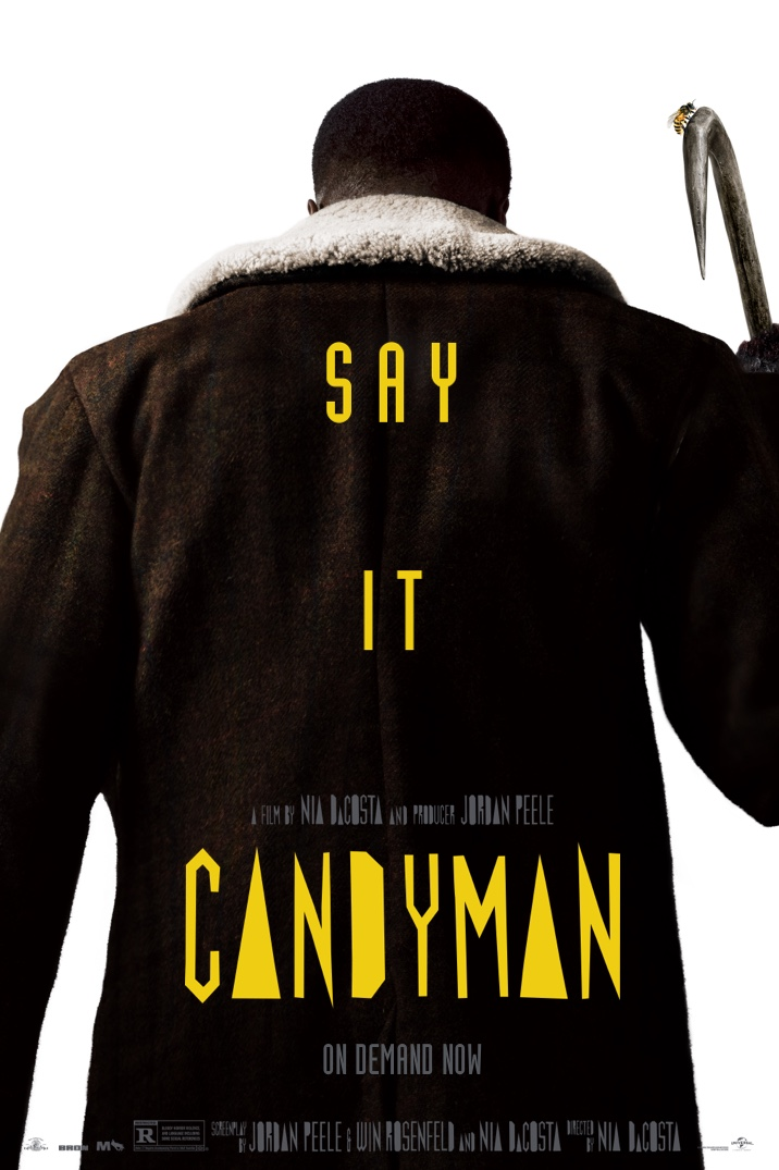 Candyman 2021 Movie Poster