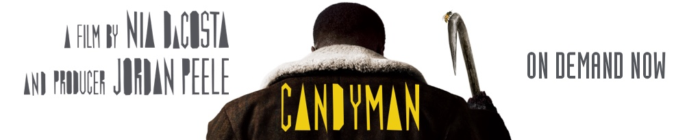 Candyman, a film by Nia DaCosta and producer Jordan Peele. In theaters August 27, 2021.