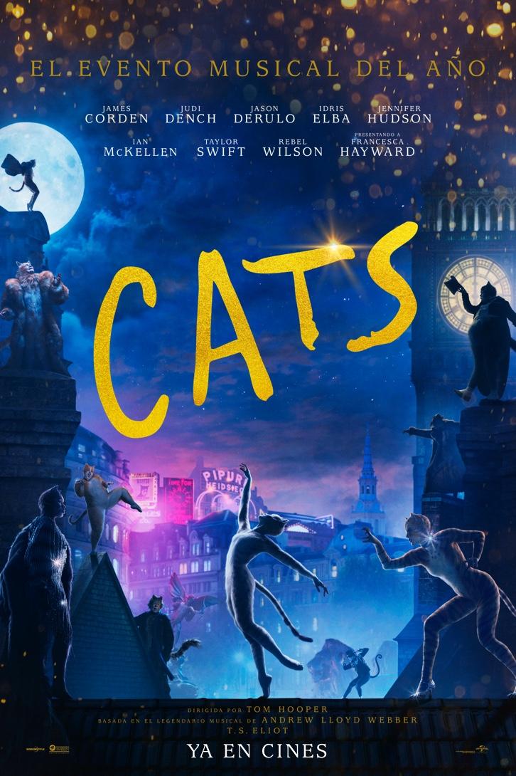 Poster de CATS