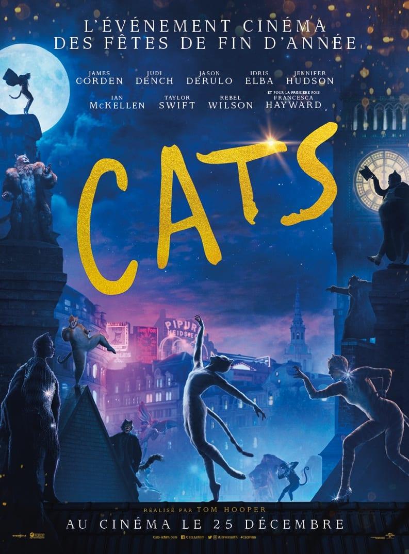 Affiche du film Cats