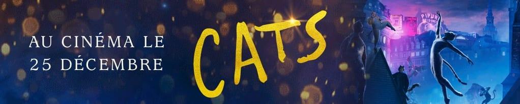 Bannière du film Cats