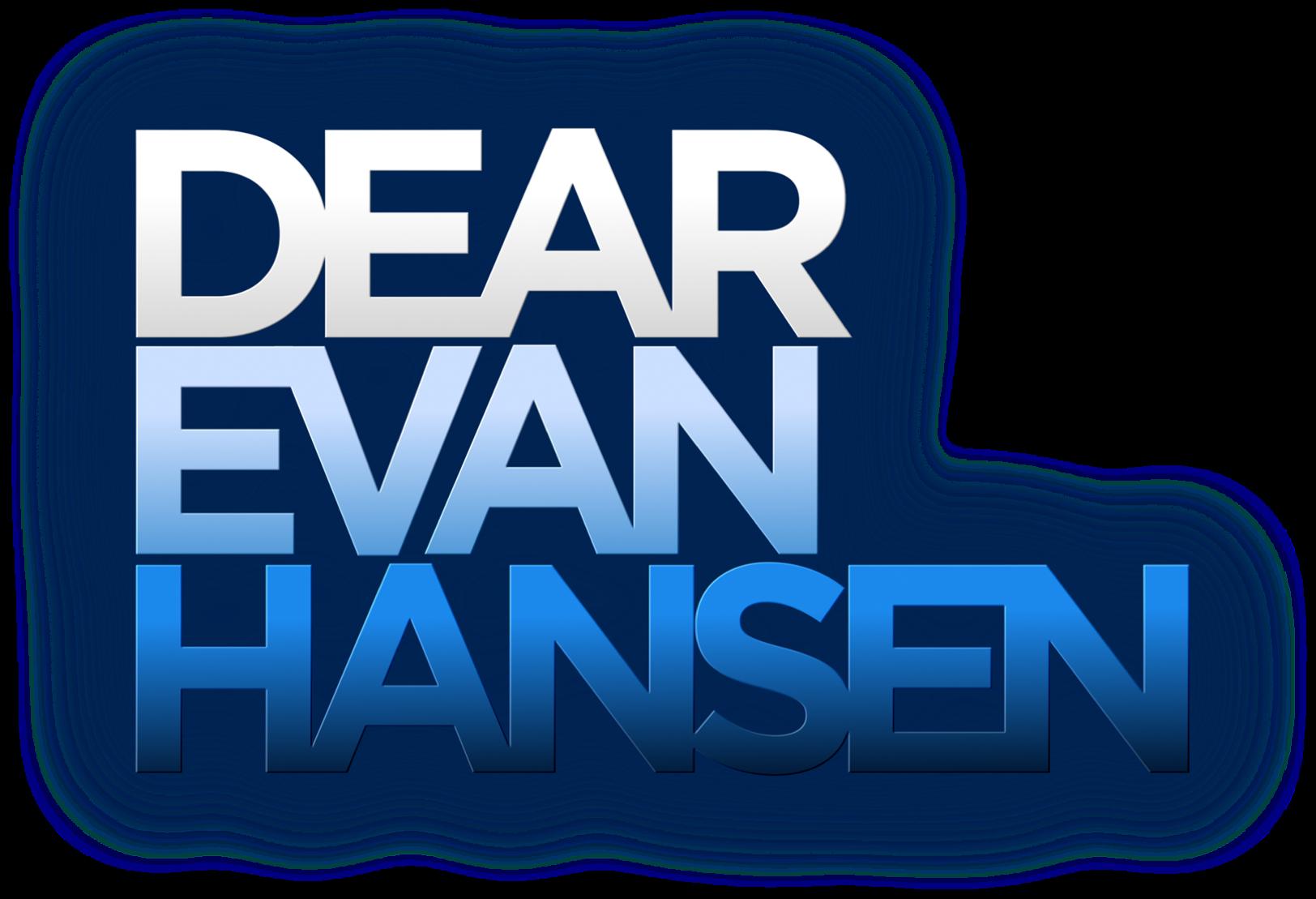 Title or logo for Dear Evan Hansen