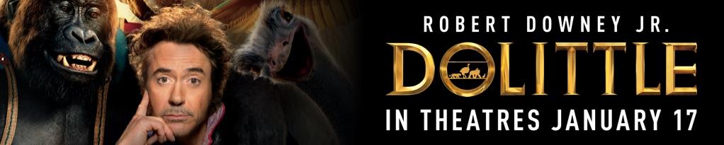 Poster image for Dolittle