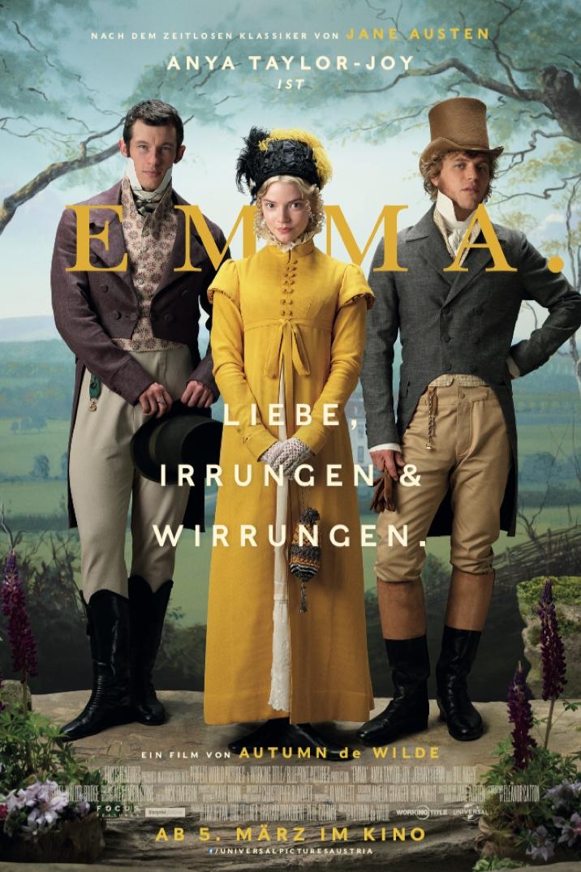 Emma Filmplakat