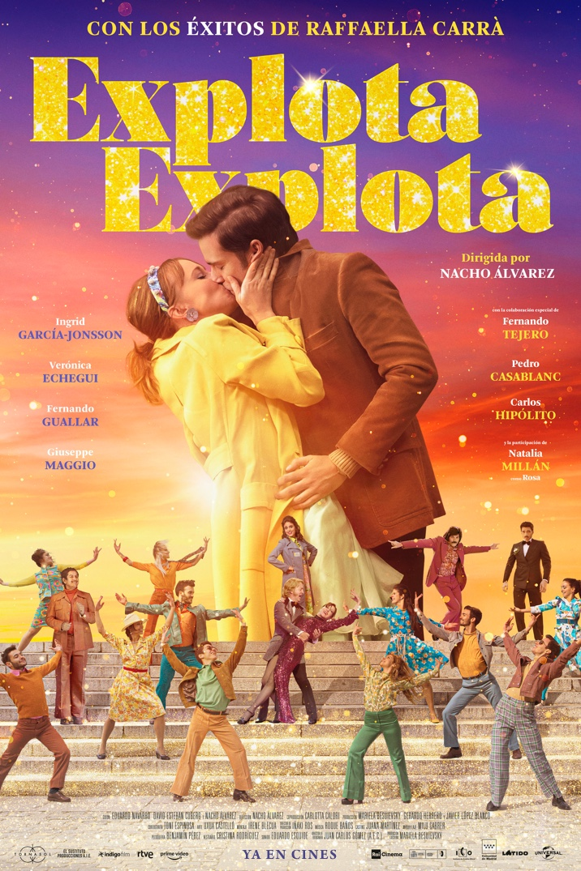 Poster de EXPLOTA, EXPLOTA