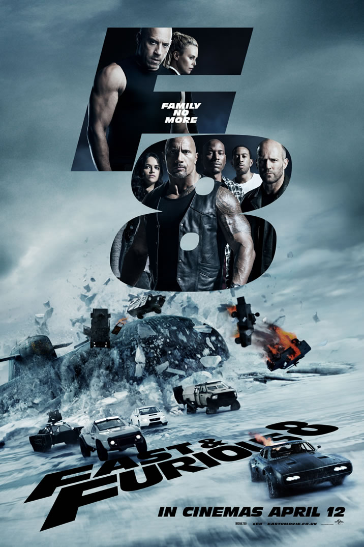 Download FAST AND FURIOUS 8 (2017)