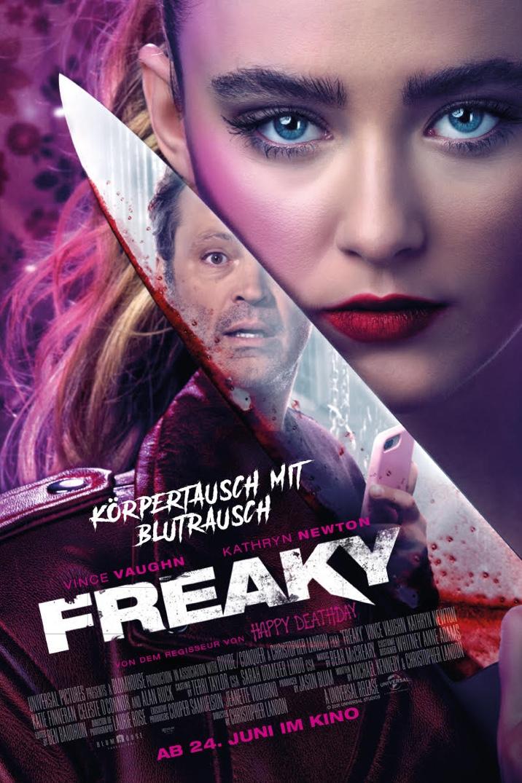 Freaky Filmplakat