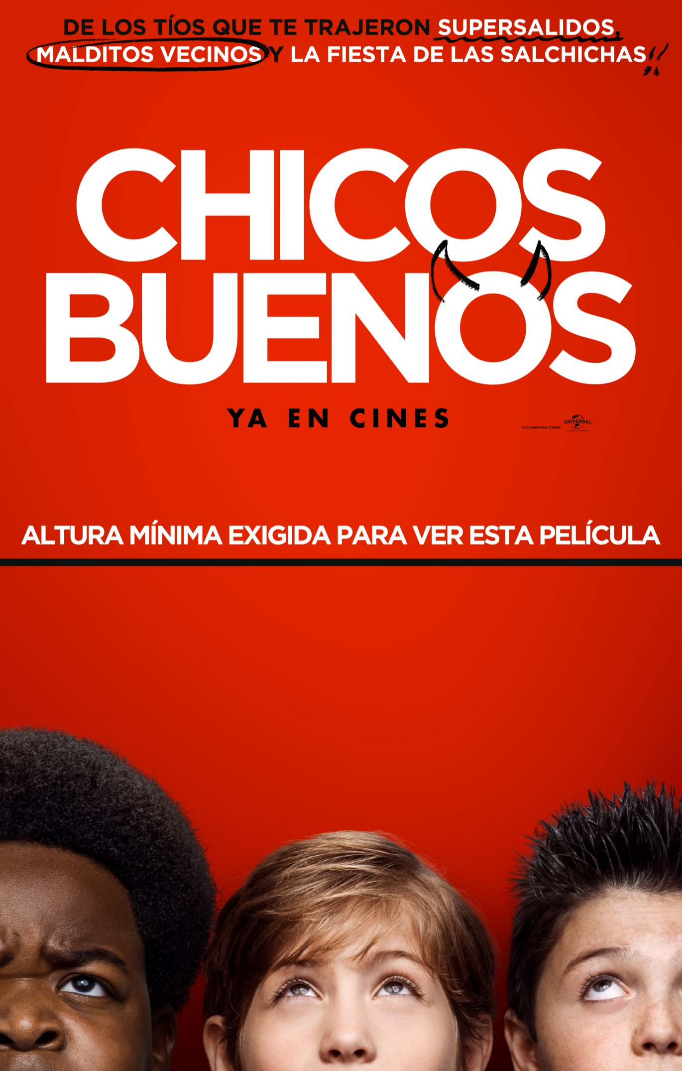 Poster for CHICOS BUENOS