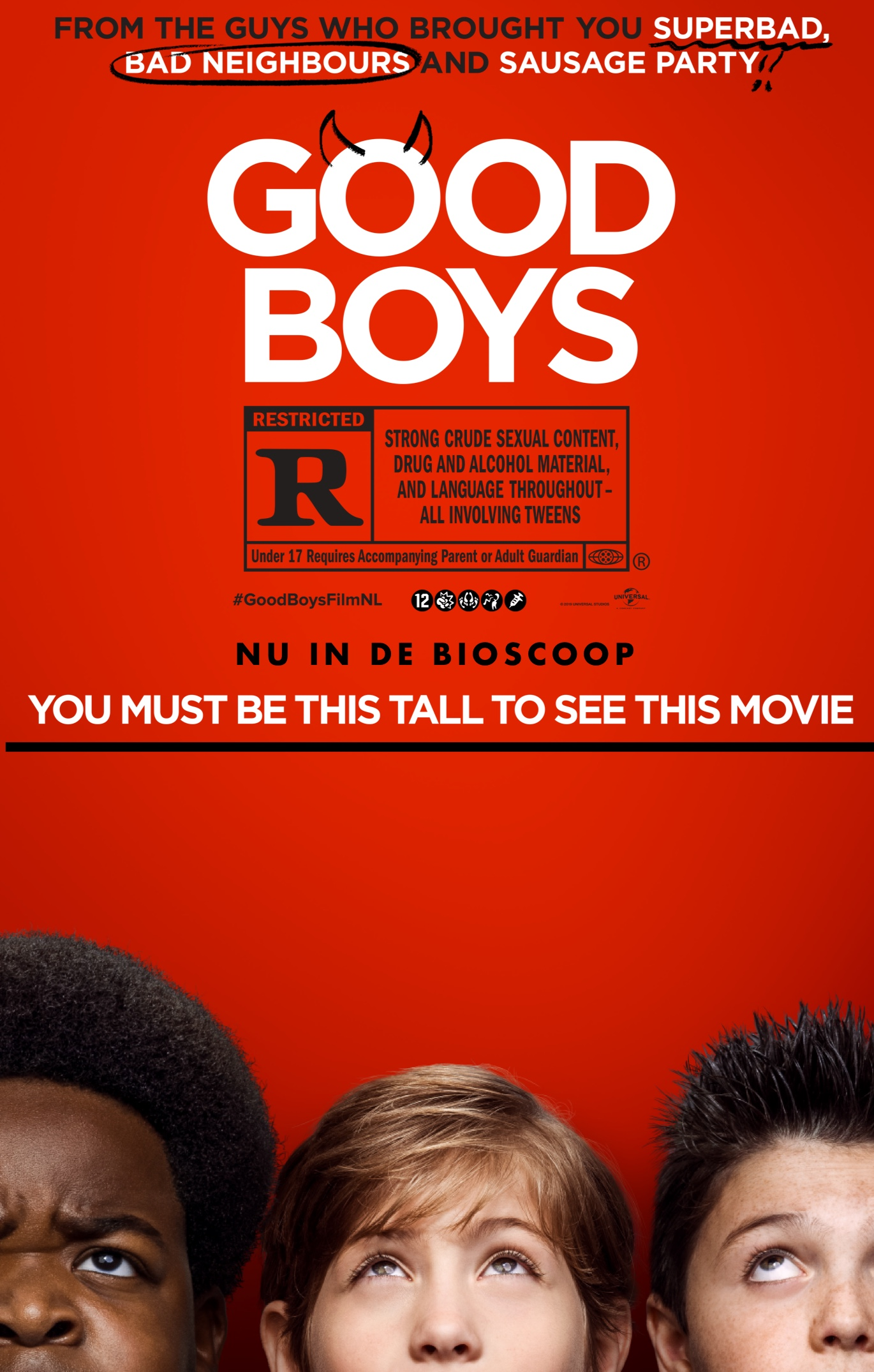 Poster for Good Boys