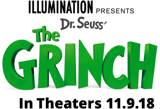 Illumination presents: Dr Seuss' The Grinch - In Theaters December 9th 2018.