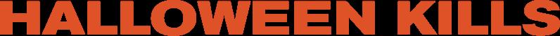 Title or logo for Halloween Kills