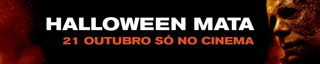 Banner de Halloween Mata