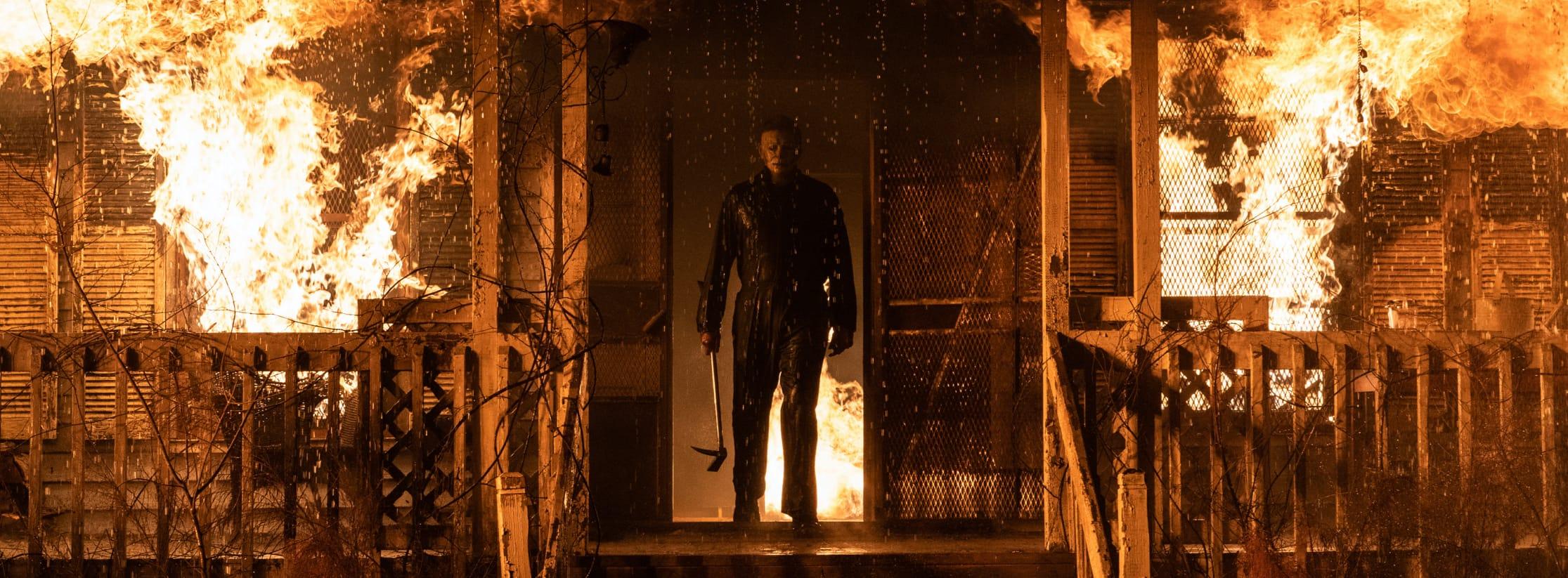 Halloween Kills (2021) - Michael Myers