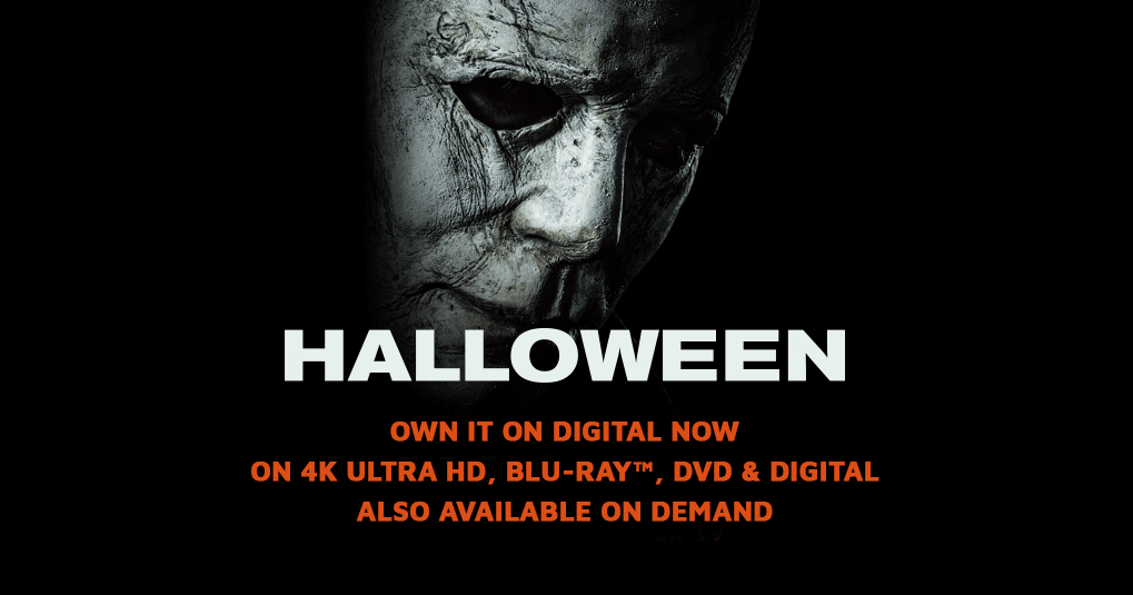 Halloween 2018 Trailer Movie Site Own It On Digital Now 4k