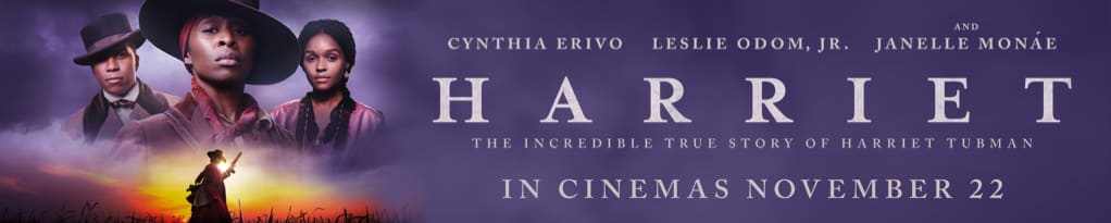 Poster image for Harriet