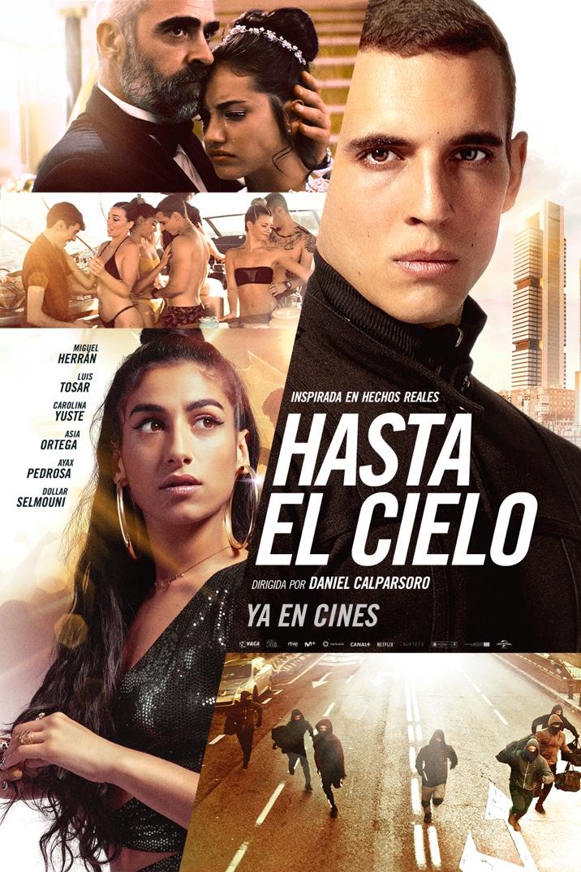 Poster de HASTA EL CIELO