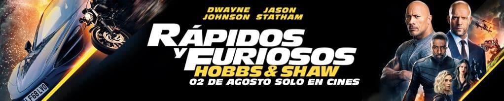 Poster for RÁPIDOS Y FURIOSOS