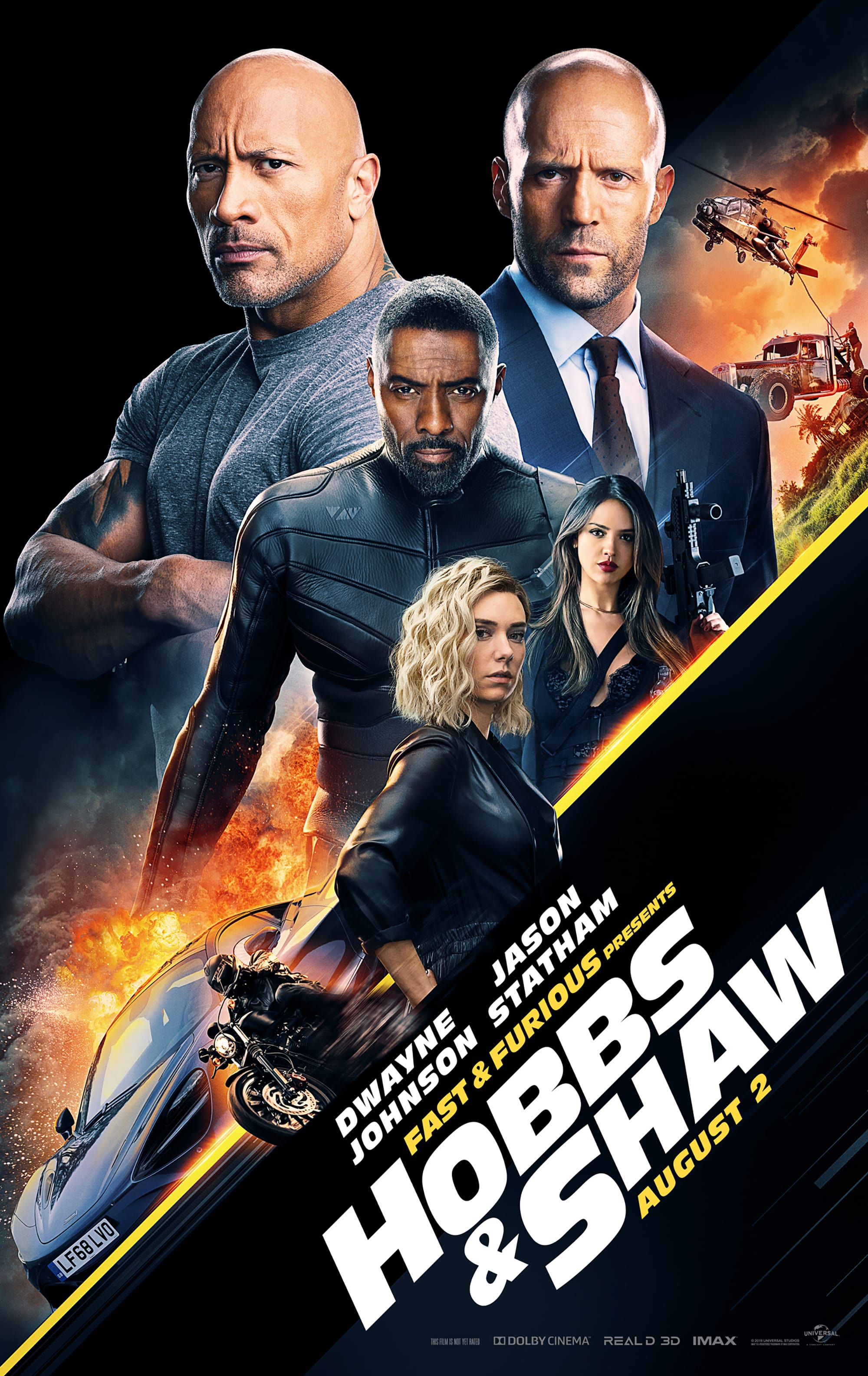 Fast & Furious Presents: Hobbs & Shaw | Official Site | Pre