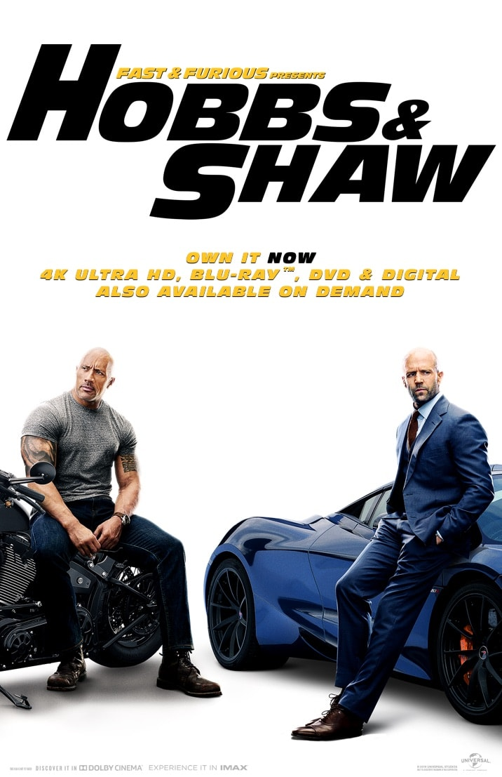 Poster image for Hobbs & Shaw
