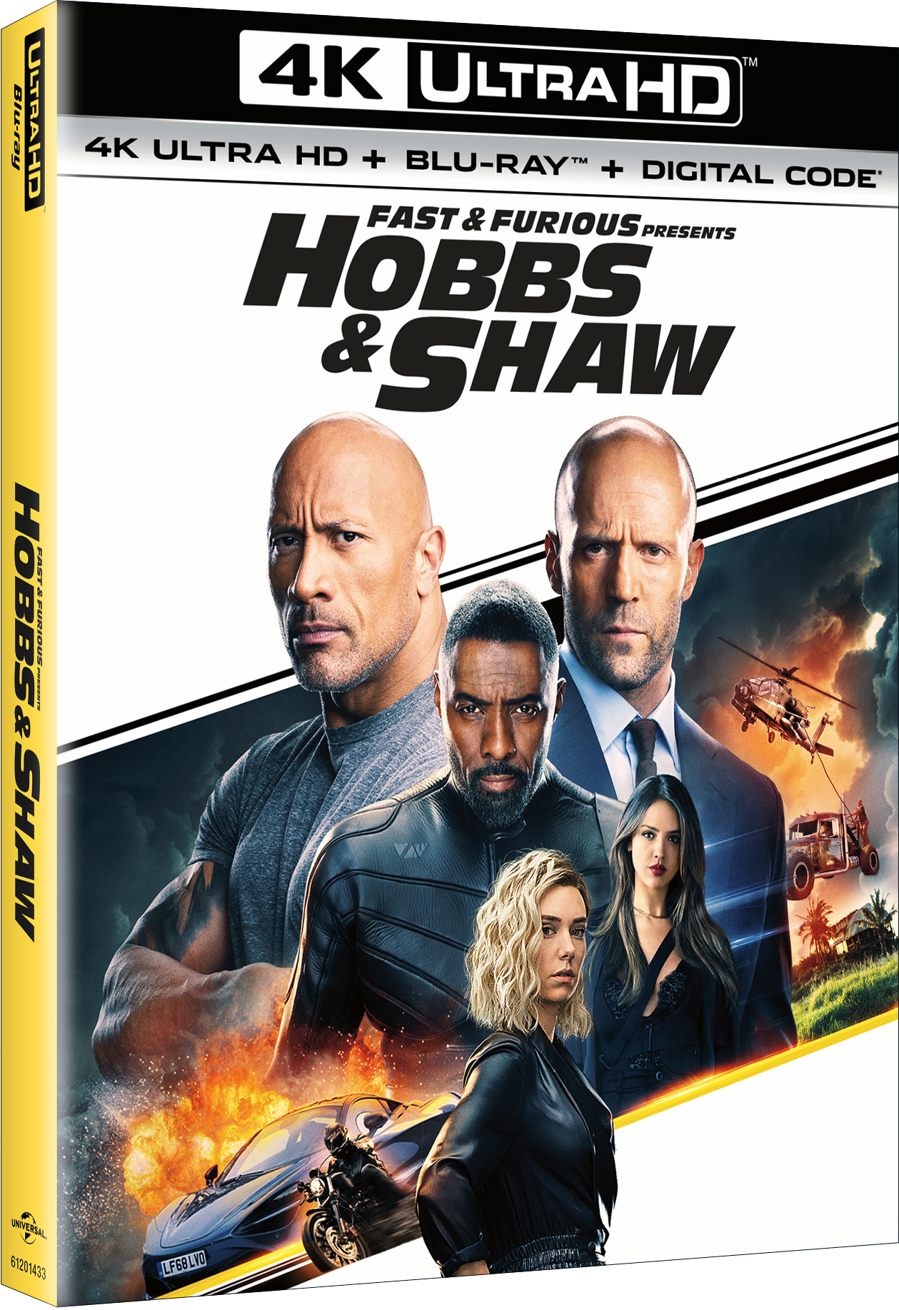 Buy Hobbs & Shaw on 4k Ultra-HD.